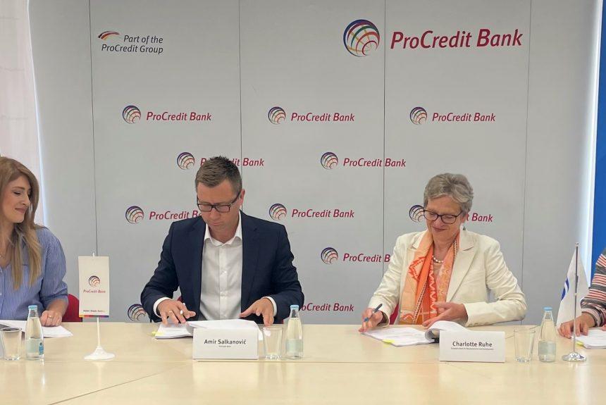EBRD, EU i Austrija putem ProCredit Bank BH finansiraju uštedu energije u BiH
